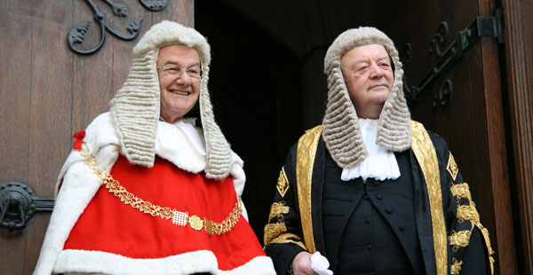 Kenneth Clarke and Lord Chief Justice