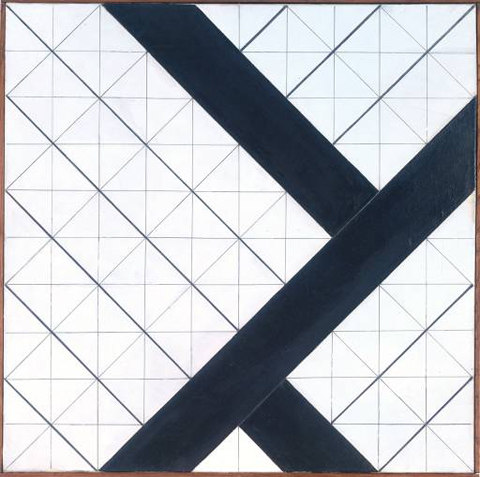 Van doesburg Counter-composition