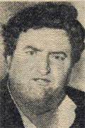 Playwright Brendan Behan - Catalogue reference KV 2-3181