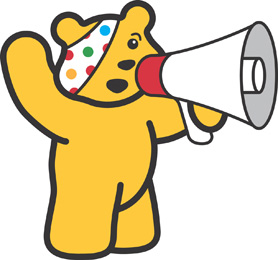 Pudsey logo - Children in Need