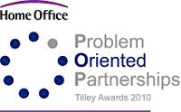 Tilley awards logo