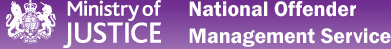 Ministry of Justice - National Offender Management Service