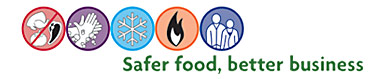 Safer food better business banner