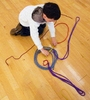 Tate Explorers Rope Drawing, , 2008