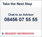 Take the Next Step - 08456 07 55 55