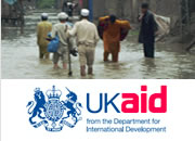 Pakistan floods appeal - opens new window