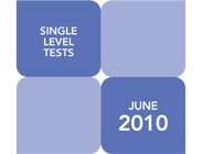 Single level tests reviews service now available