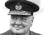 Winston Churchill; Crown copyright