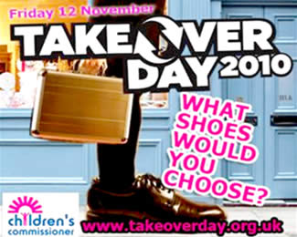 Takeover Day - full details