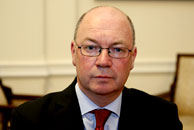 Foreign Office Minister Alistair Burt MP