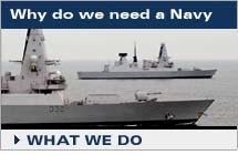 WHY DO WE NEED A NAVY
