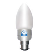 CFLs and Candle Effect CFLs
