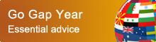 Go Gap Year - essential advice for gap year travellers