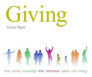 Consultation: attitudes to giving