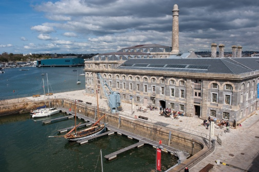 Mills Bakery, Royal William Yard, Plymouth