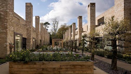 Street garden - the street as a communal garden