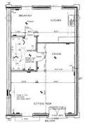 Plan of units (421 - 427)