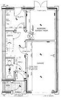 Plan of units (421-427)