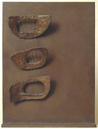 Dame Barbara Hepworth, Maquette, Three Forms in Echelon, 1961