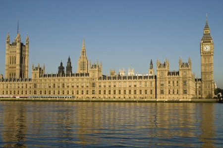 Houses of Parliament; PA copyright