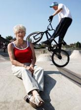 Janet Bagshaw, of the Southey Owlerton Area Regeneration (SOAR) group.
