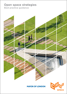 Cover of Open space strategies: Best practice guidance