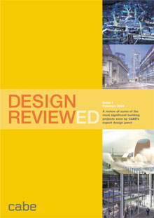 Cover of Design review-ed: issue 1