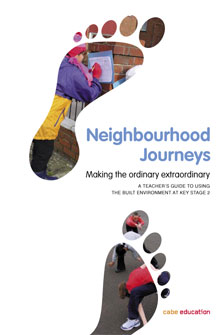Cover of Neighbourhood journeys: making the ordinary extraordinary
