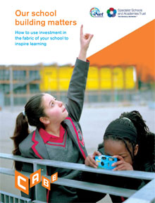 Cover of Our school building matters:
