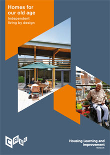 Cover of Homes for our old age: Independent living by design