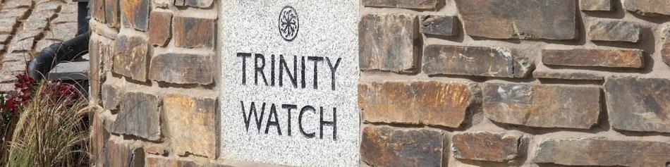 Trinity Watch. Photo by Cameracraft.