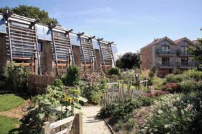 Great Bow Yard housing scheme
