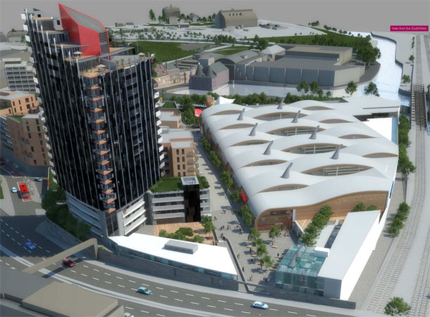 A Tesco-led masterplan, Bromley-by-Bow