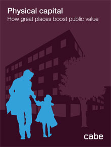Cover of Physical capital: how great places boost public value