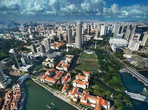 Singapore. Photo by William Cho.