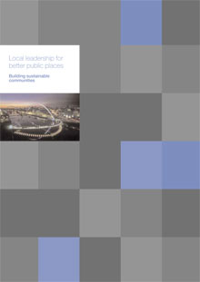 Cover of Local leadership for better public places: Building sustainable communities