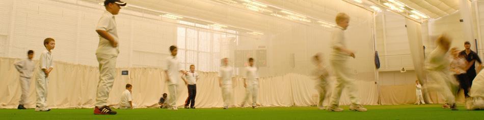 Indoor Cricket Centre, Warwickshire County Cricket Club
