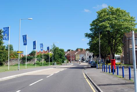 Icon – Lime Tree Square. Photo by Knightstone Housing Association