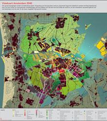 Amsterdam Structural Vision 2040