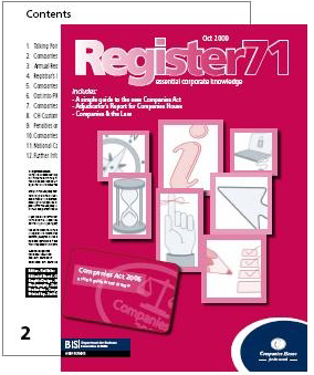 Latest cover of the Register