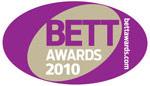 Bett Awards 2010 logo