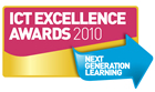 ICT Excellence Awards logo 2010