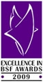 Excellence in BSF Awards logo