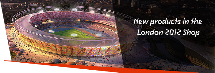 London Olympics 2012 home page banner