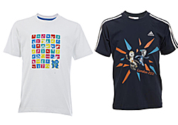 Kids' tops and t-shirts