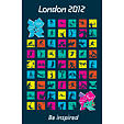 London 2012 Pictogram poster