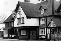 White Hart Inn - Brasted-Kent, catalogue reference: INF 14-195