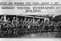 Hitler Youth Cycling - Catalogue reference: KV8/85