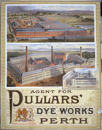 Pullars Dye Works, Perth 1884 - Catalogue reference: COPY 1/65 folio 150