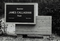 James Callaghan Nature Trail in Newfoundland - Catalogue reference: PREM 16/1531